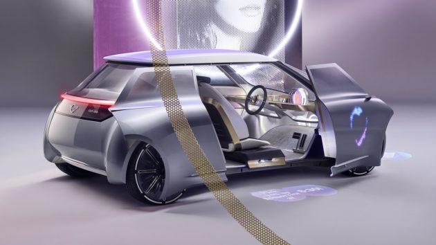 MINI VISION NEXT 100 concept-doors
