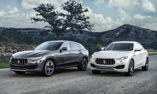 Maserati Levante on sale in Australia from $139,990