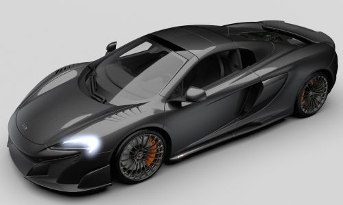 McLaren Special Operations creates bespoke 675LT: Carbon Series