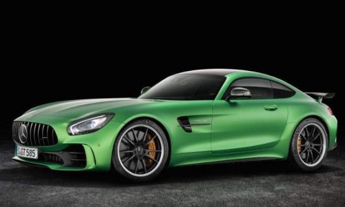 Mercedes-AMG GT R revealed in leaked images