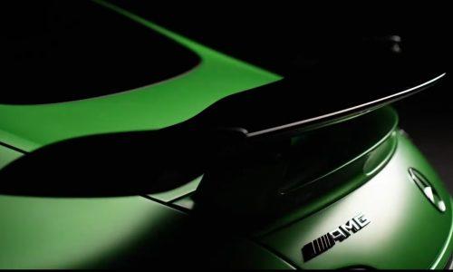 Mercedes-AMG GT R previewed, Goodwood debut confirmed (video)