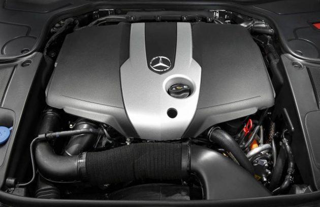 Mercedes S 300 hybrid