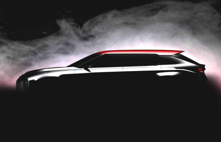 Mitsubishi Ground Tourer concept-preview