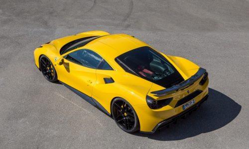 Novitec turns up the turbo on the Ferrari 488 GTB