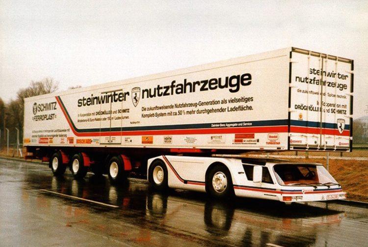 Steinwinter Truck Concept
