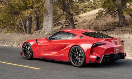 Toyota Supra name registered at European Union Intellectual Property Office