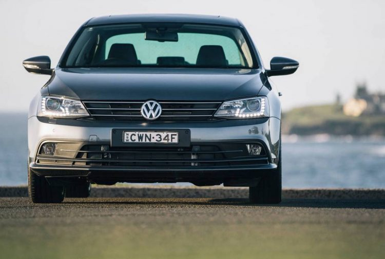 Volkswagen Jetta 155TSI