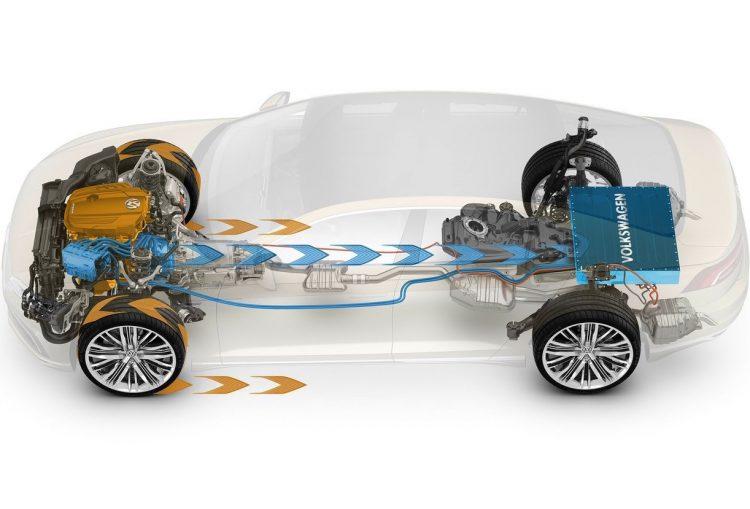 Volkswagen hybrid