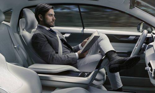 Volvo's 'Future of Driving' survey uncovers perceptions about autonomous cars