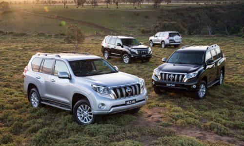 Toyota Prado passes 250,000 sales milestone in Australia