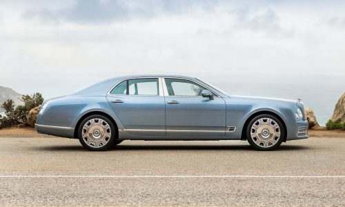 Bentley to introduce ultra special Mulsanne?