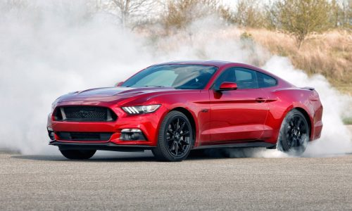 Ford Performance announces upgrades for Mustang