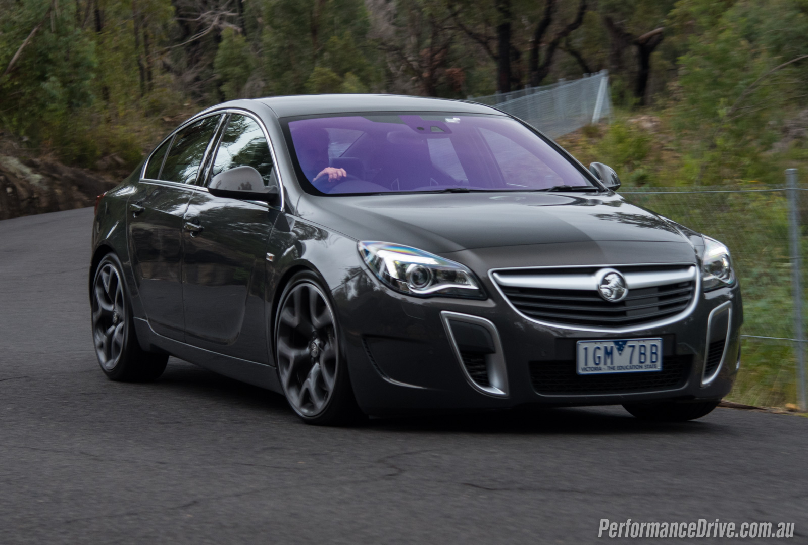 2016 Holden Insignia VXR review (video) – PerformanceDrive