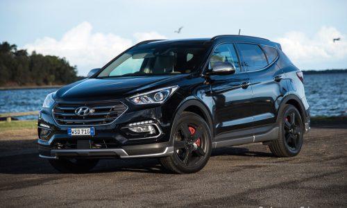 2016 Hyundai Santa Fe SR review (video)