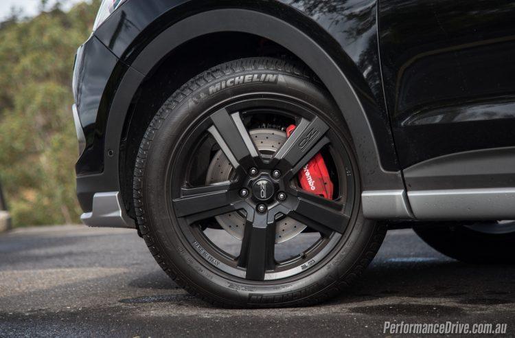 2016 Hyundai Santa Fe SR-Brembo