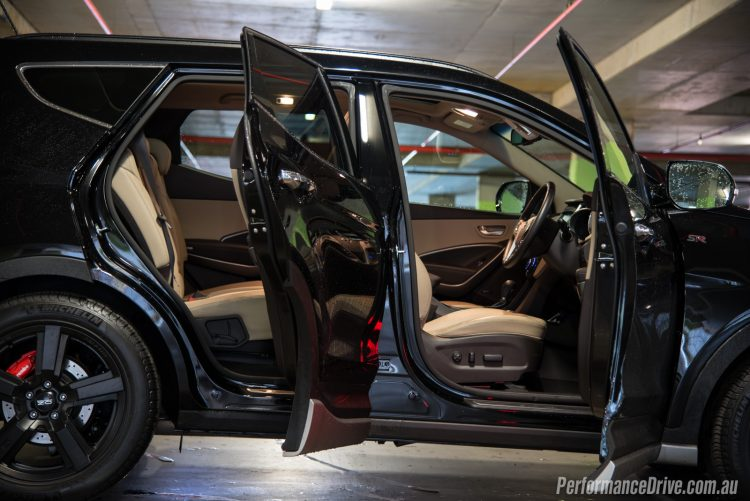 2016 Hyundai Santa Fe SR-leather