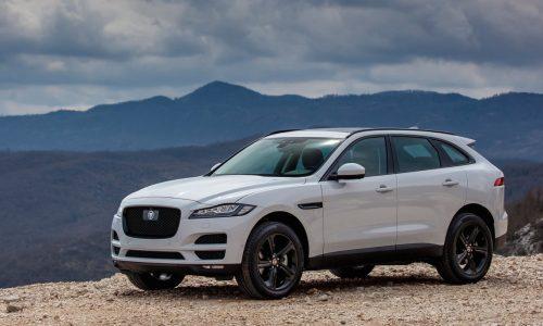 Jaguar planning larger 'J-PACE' SUV, above F-PACE