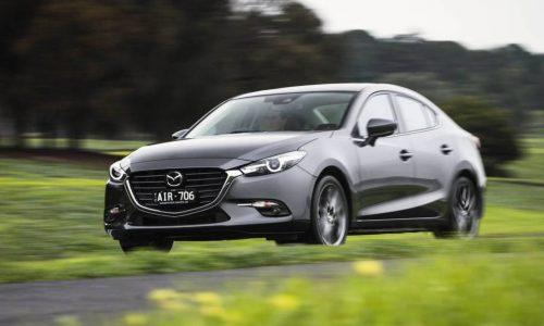 2016 Mazda3 update on sale in Australia from $20,490