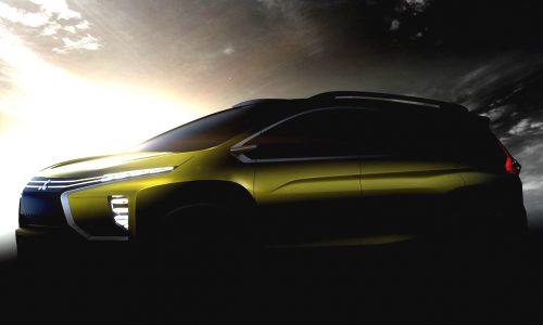Mitsubishi teases MPV concept heading to Indonesian auto ahow