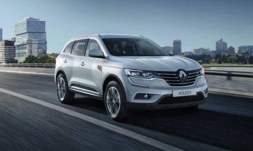 All-new Renault Koleos makes global debut in Australia