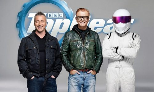 Chris Evans quits Top Gear following ratings drop