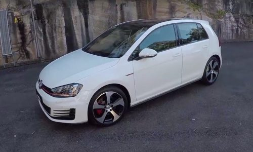 2016 Volkswagen Golf GTI review – first impressions (POV)