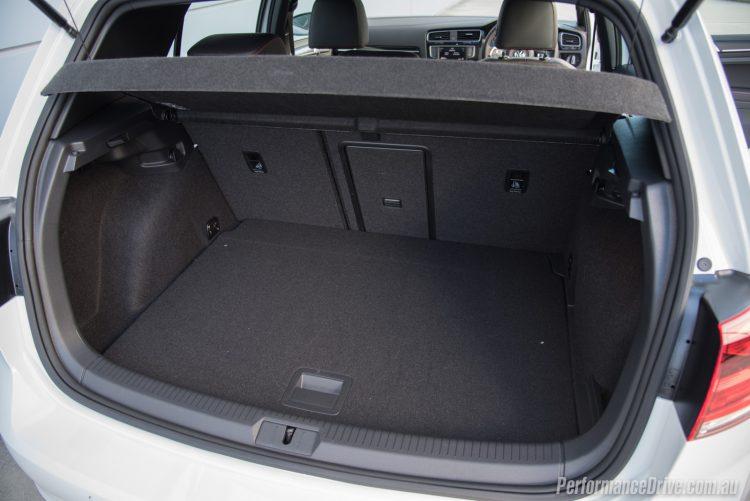 2016 Volkswagen Golf GTI-boot
