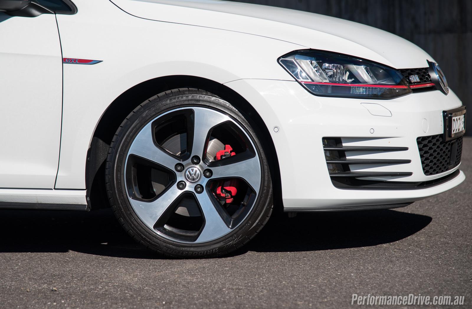 2016 Volkswagen Golf Gti Review Video Performancedrive