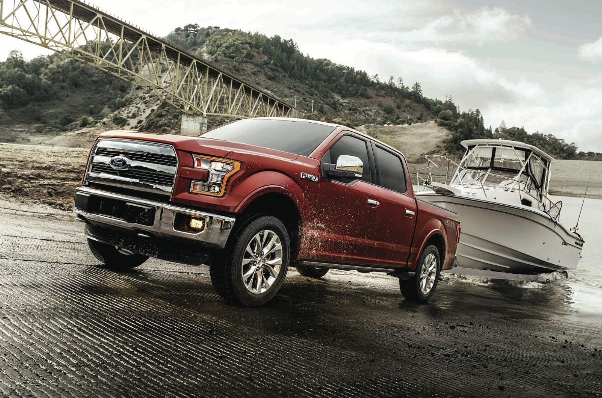 2017 Ford F 150 Ecoboost Revealed Debuts 10 Speed Auto