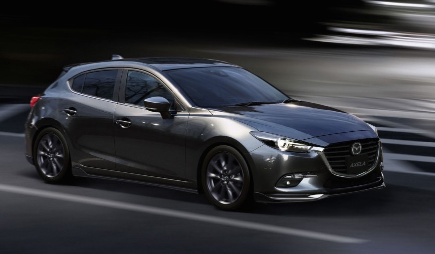 2017 Mazda3 Officially Revealed Arrives August 1