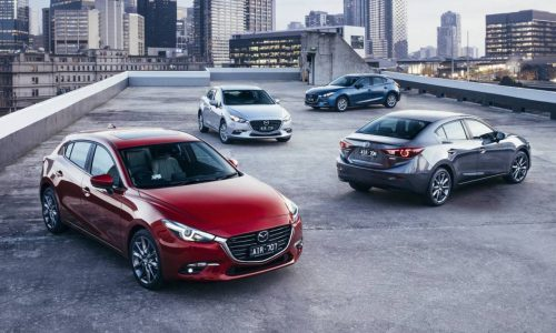 2017 Mazda3 officially revealed, arrives August 1