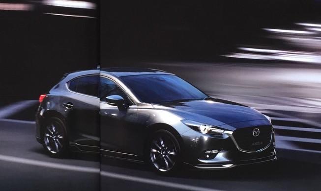 2017 Mazda3 sport-brochure