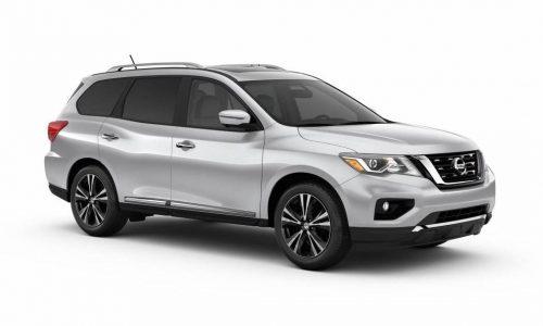 2017 Nissan Pathfinder update revealed