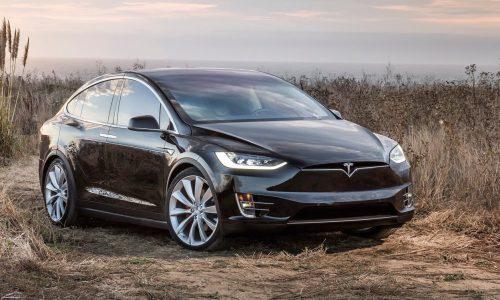 Tesla Model X will go on sale in Australia from $111,900