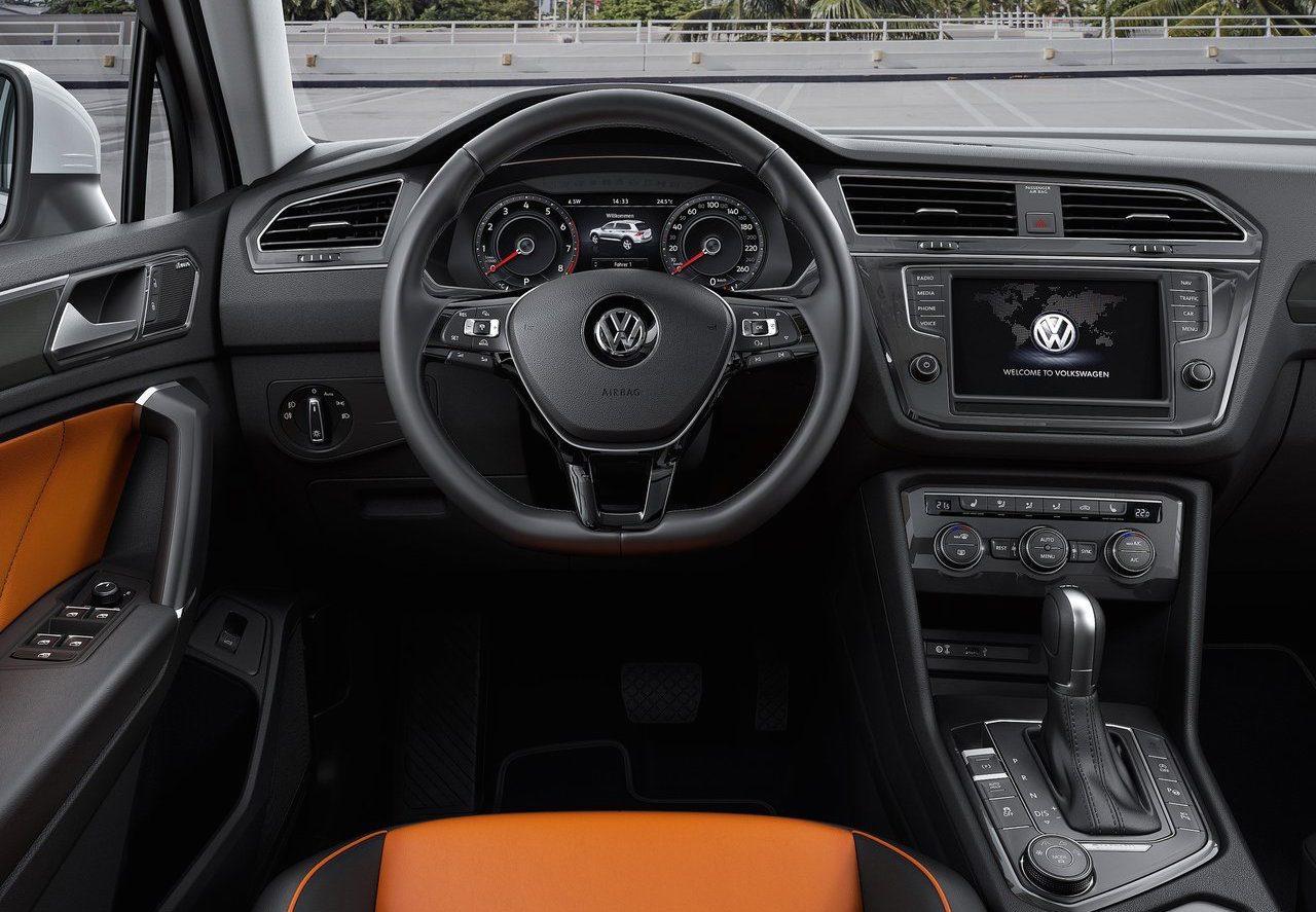 2017 Volkswagen Tiguan On Sale In Australia From 31 990