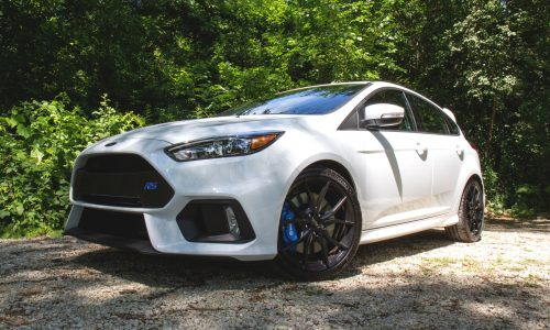 AMS plans potent tuning kit for new Ford Focus RS