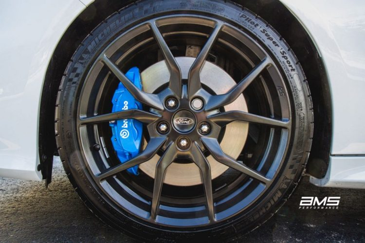 AMS Ford Focus RS-brakes