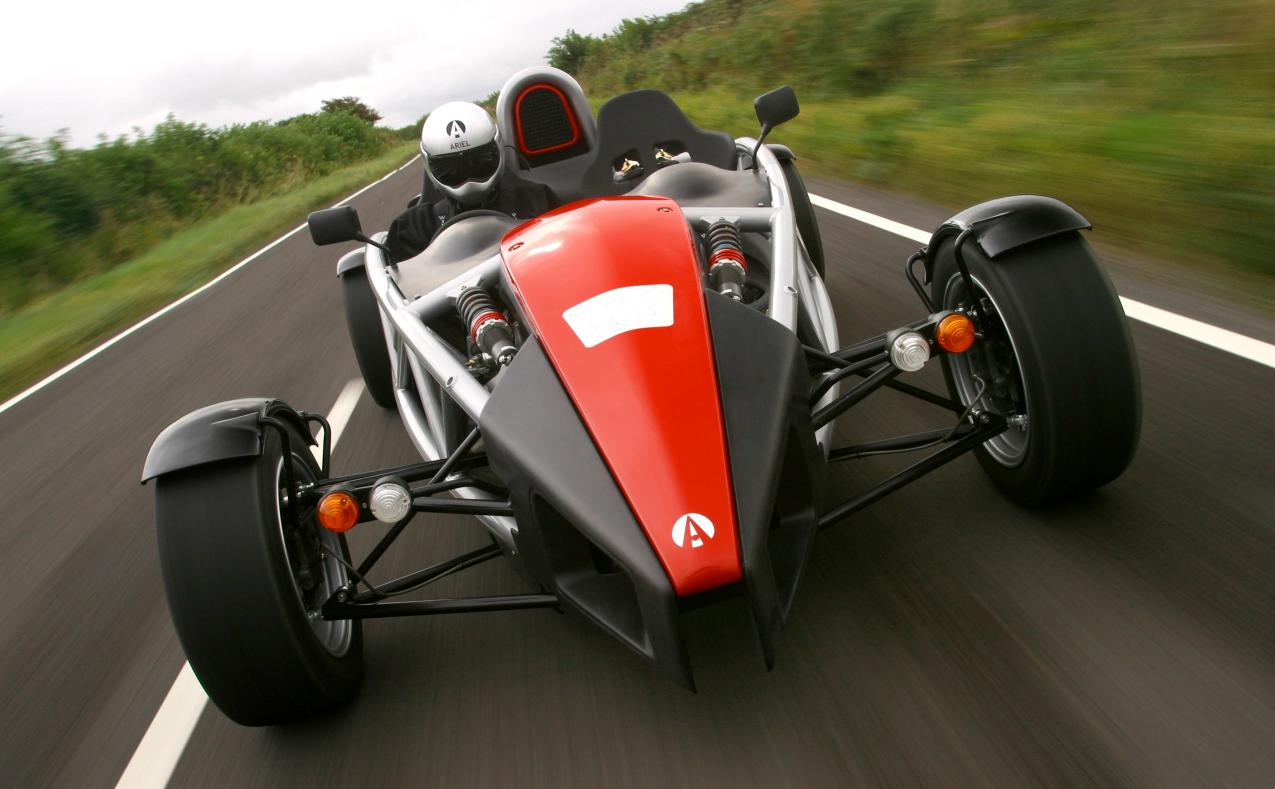 Next Ariel Atom could get hybrid tech from Honda – report
