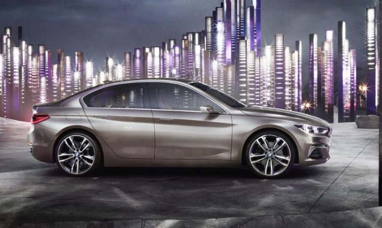 BMW-Compact-Sedan-Concept-side
