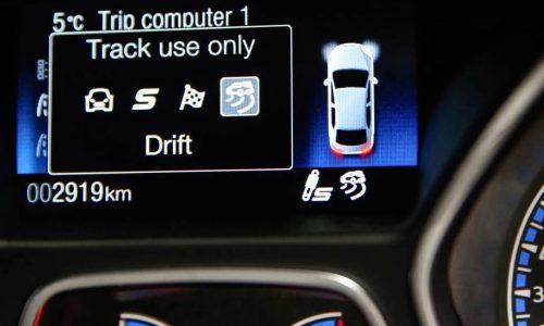 Ford Focus RS 'Drift Mode' under scrutiny in Australia