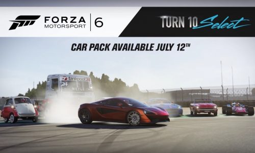 Forza 6 gets new expansion pack, Monza and Catalunya added