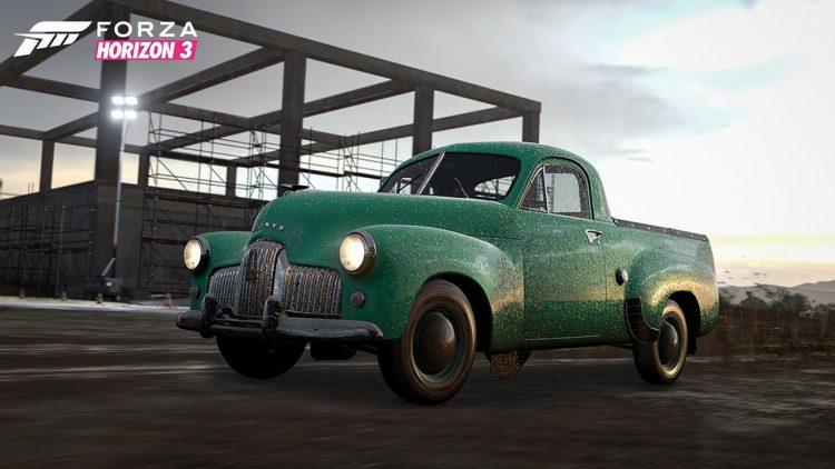 Forza Horizon 3-Holden ute