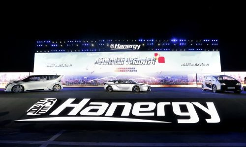 Chinese firm Hanergy plans solar-powered cars