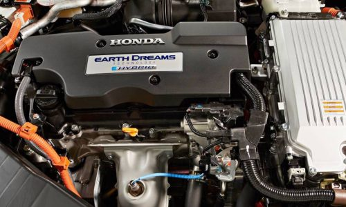 Honda develops hybrid motor that does without exotic metals