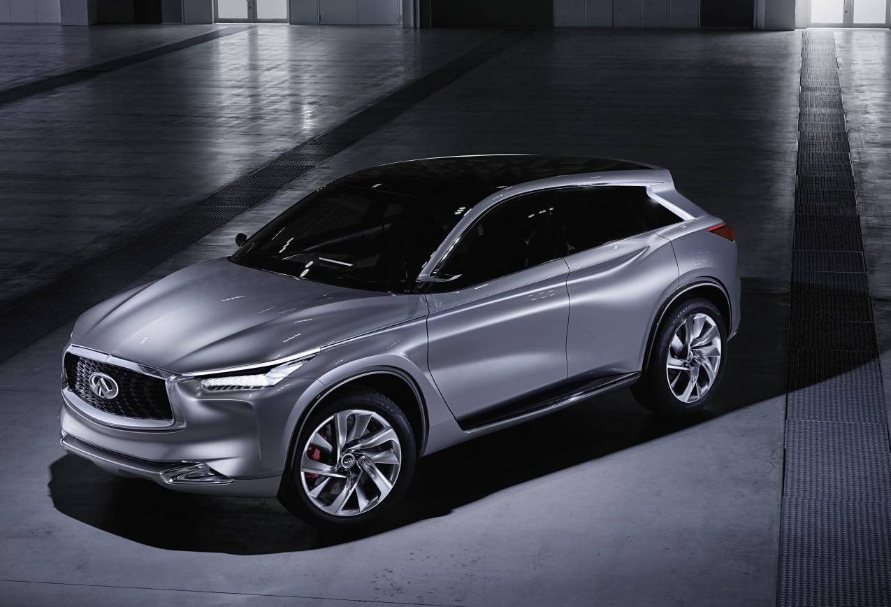 Infiniti plans world-first variable compression ratio tech