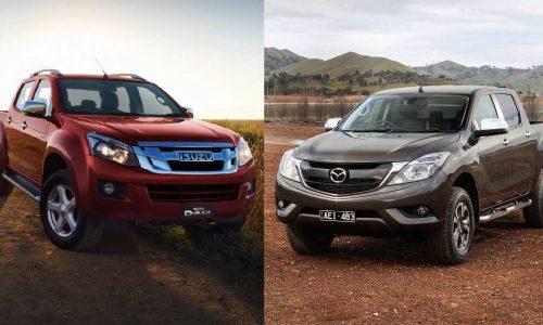 Mazda & Isuzu partner up for next-gen ute