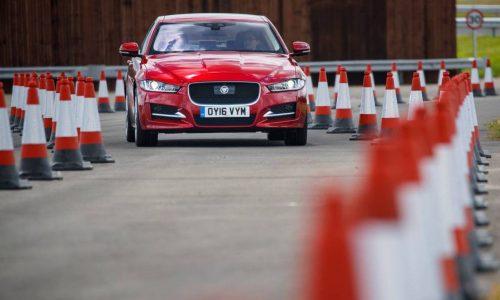 Jaguar Land Rover starts real-world autonomous & connectivity testing