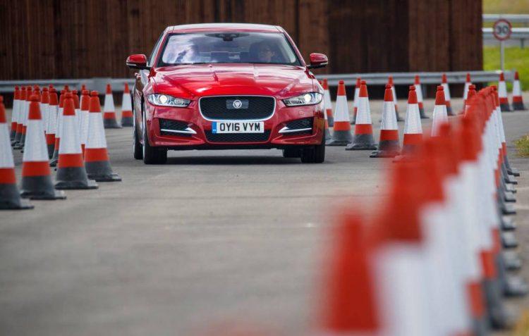 Jaguar Land Rover-autonomous testing
