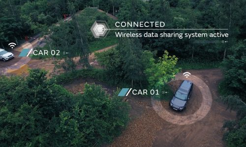 Land Rover showcases autonomous off-road driving (video)