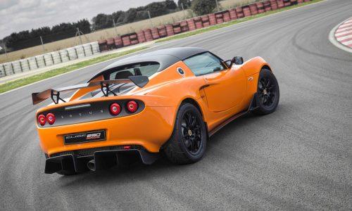 """Lotus Elise Race 250; """"most accomplished"""" Elise racer yet"""